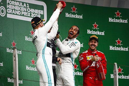 GALERIA: Confira as melhores imagens do GP 1000 da F1