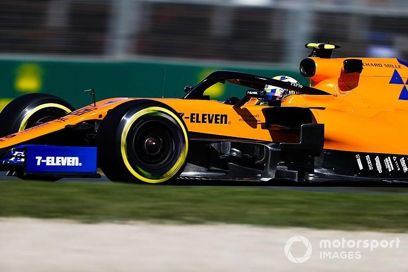 Дебютант Норріс перевершив цілі McLaren у кваліфікації в Мельбурні