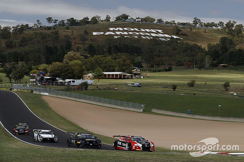Record GT3 field for 2020 Bathurst 12 Hour
