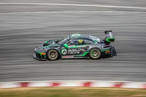 Blancpain Sepang: Porsche pole ganda, skuat T2 start ke-14