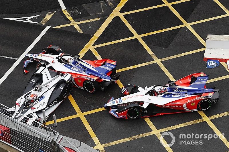 Összefoglaló videón a drámai hongkongi verseny a Formula E-ből: ez meg mi volt?