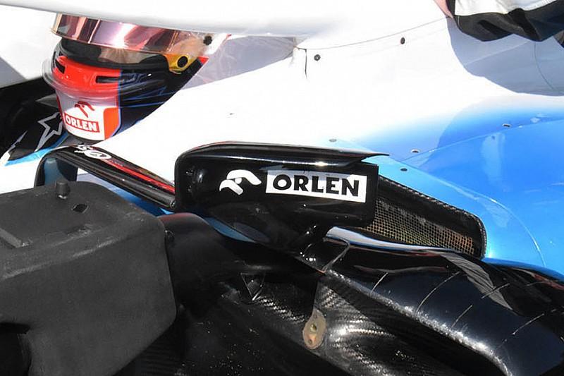 Caso Williams: bocciato anche lo specchietto e non solo la sospensione anteriore!