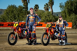 Red Bull KTM Announces 2019 Factory Flat Track Team