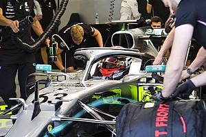 Russell, Mercedes'in de genç sürücülere odaklanmasını umuyor