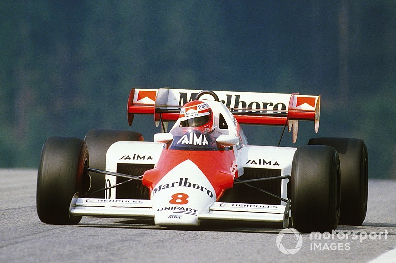 Niki Laudáról nevezték el az F1-es kanyart a Red Bull Ringen
