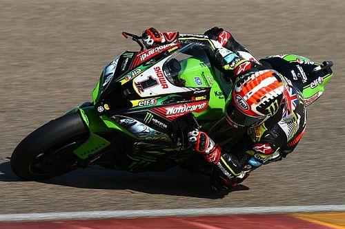 SBK, Aragon, Libere 3: Rea torna in testa, Bautista e la Ducati in quarta posizione