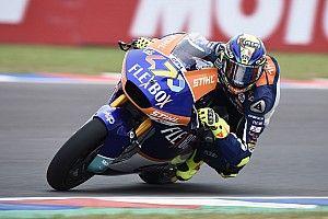 Baldassarri repite en Jerez, por delante de Navarro y Fernández