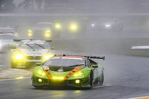 Rolex 24 GTD winner unaware he was in lead