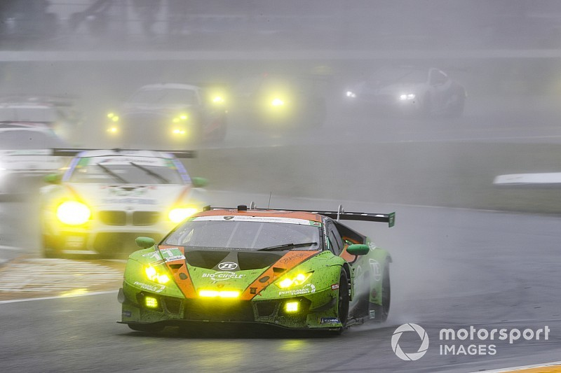 Rolex 24 GTD winner unaware he was in lead