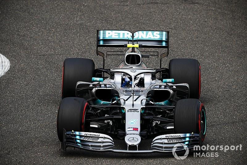 中国大奖赛FP3:博塔斯最快,阿尔本严重撞车