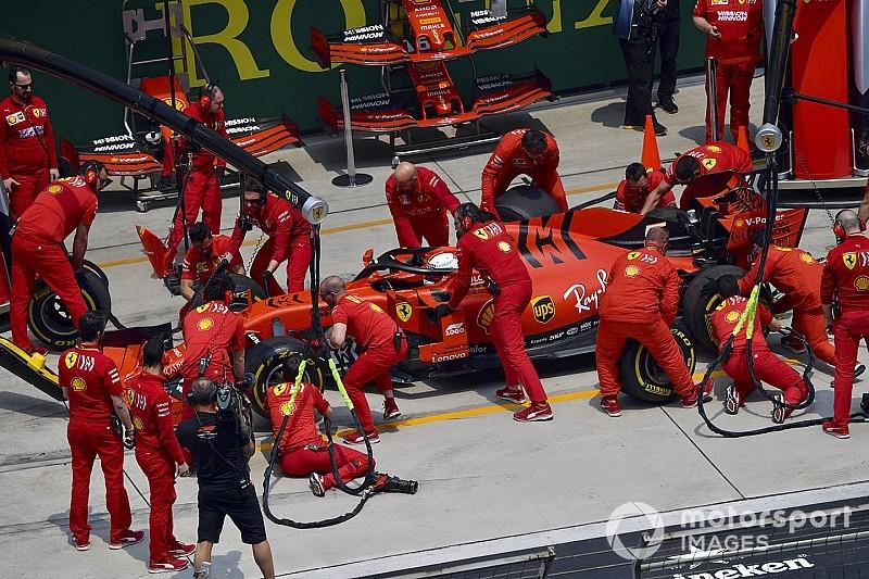Ez mindent elmond Vettel emberségéről és profizmusáról: videó