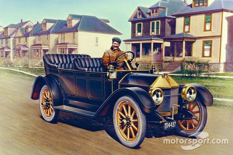 La historia de Chevrolet: Louis crea la marca y la tragedia le aparta de las carreras (III)
