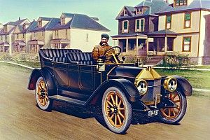 La historia de Chevrolet, Louis crea la marca y la tragedia le aparta de las carreras (III)