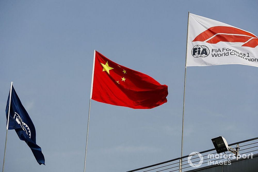 "F1 se diz ""altamente interessada"" em ter corrida de rua na China"