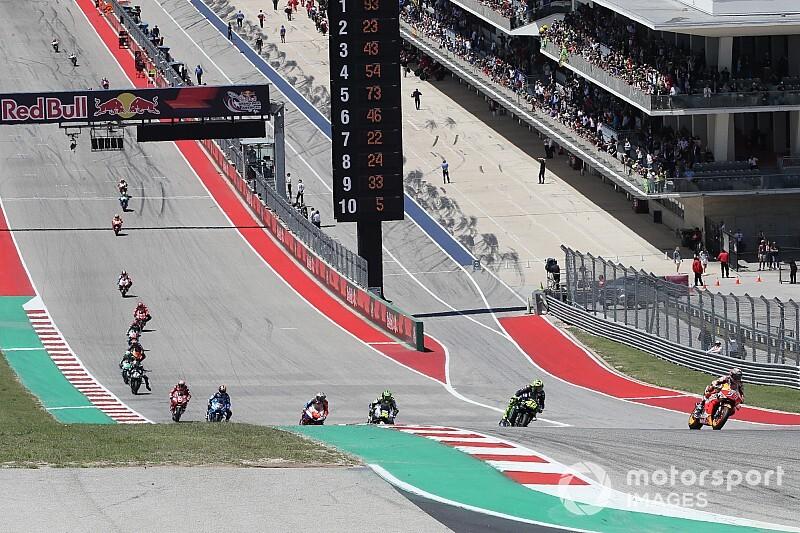 MotoGP suspende Austin; mundial arrancará en Argentina