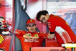 Binotto: Charles pole pozisyonu kazanabilir, yarış sonunda liderse yerini koruyabilir