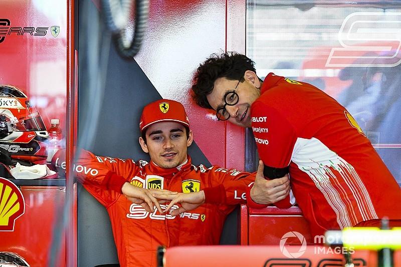 Binotto szerint a számok félrevezetőek, Leclerc egyetért vele