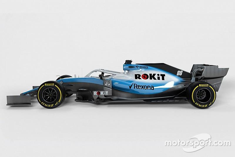 Williams опубликовала первые изображения машины 2019 года