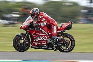 Petrucci rues worst day of factory Ducati tenure
