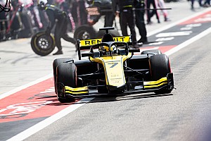 The F1 junior with a nation's hopes on his shoulders