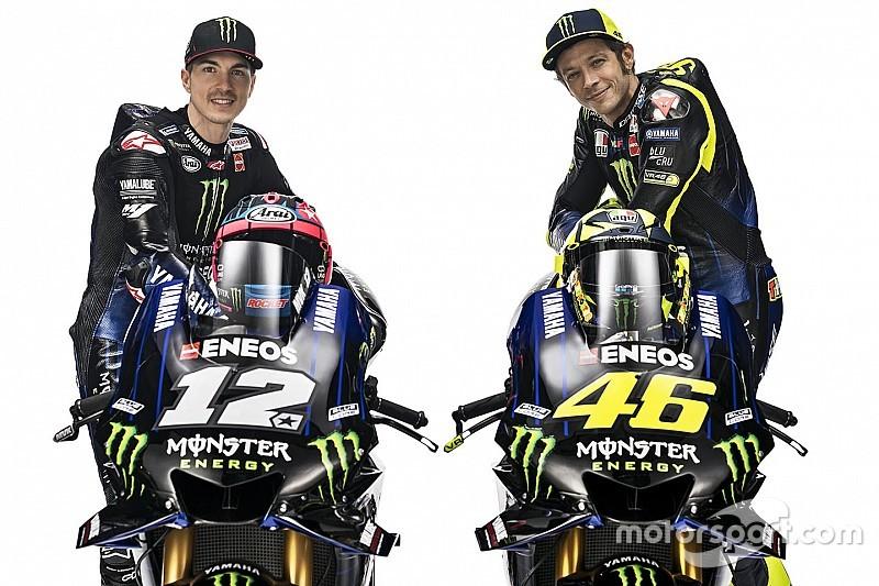 Sondage: Qui devrait être le leader de l'équipe Yamaha en MotoGP ? Rossi ou Viñales ?