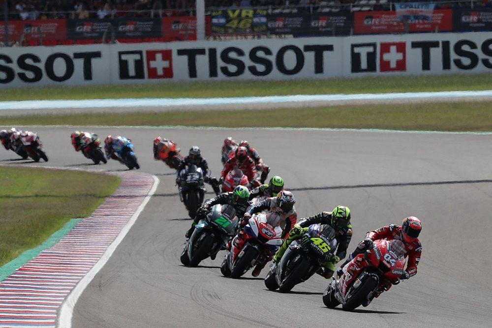 MotoGP renueva con Argentina hasta 2025 y ya tiene fecha de regreso