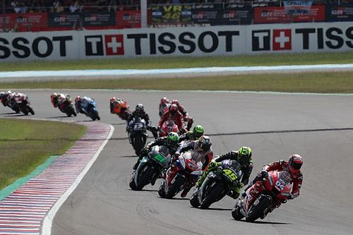 El GP de Argentina 2021 de MotoGP fue cancelado oficialmente