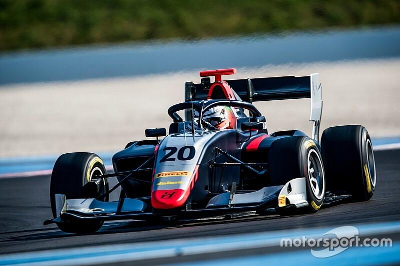 بولسيني الأسرع في تجارب الفورمولا 3 في برشلونة