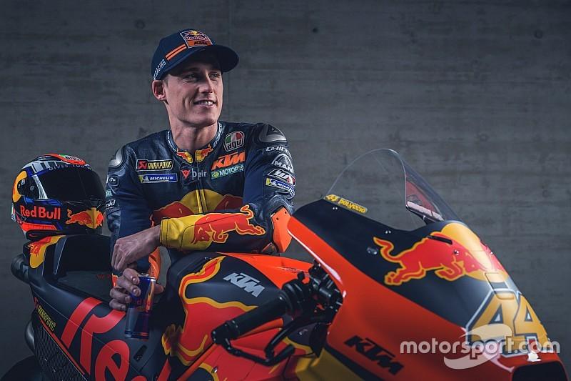 Para Espargaró, KTM deu um grande passo à frente em ritmo de prova