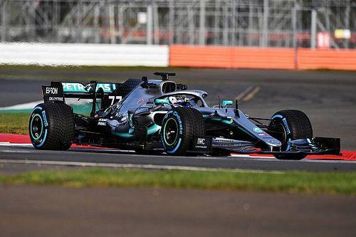 """Mercedes verwacht veel van W10: """"Begonnen in 2017 al aan deze auto"""""""