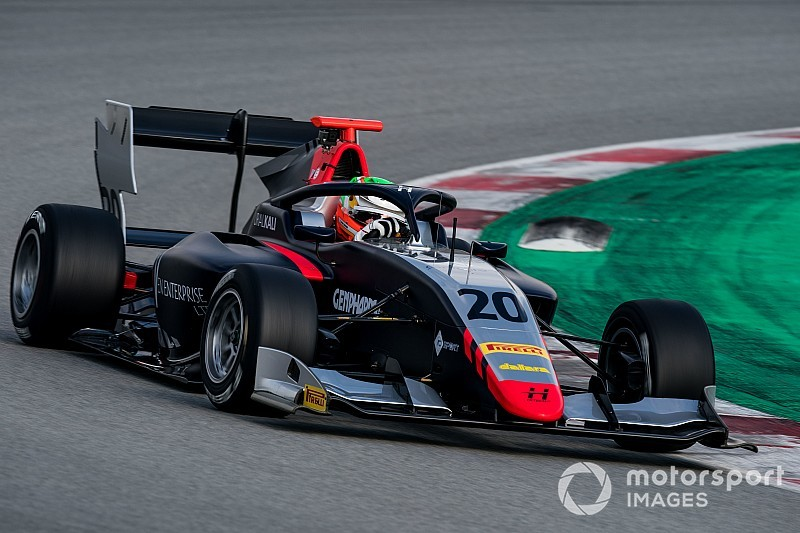 Test F3, Barcellona, Giorno 2: Pulcini si conferma al vertice davanti a Lundgaard