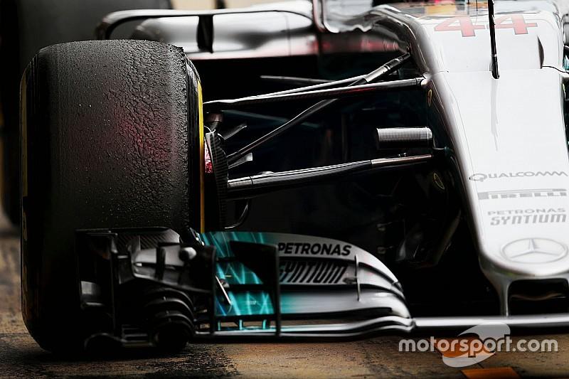 """【F1】""""トリック・サスペンション""""検査開始。すでに再設計チームも?"""