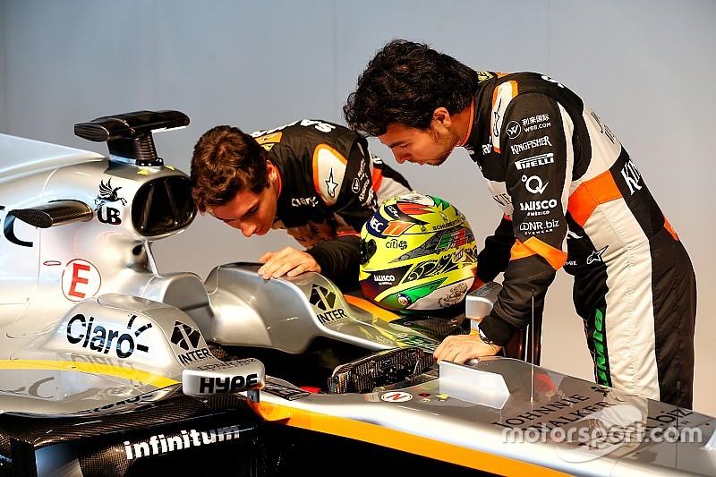 【F1】ペレス「新旧マシンの違いはGP2とF1の違いに似ている」