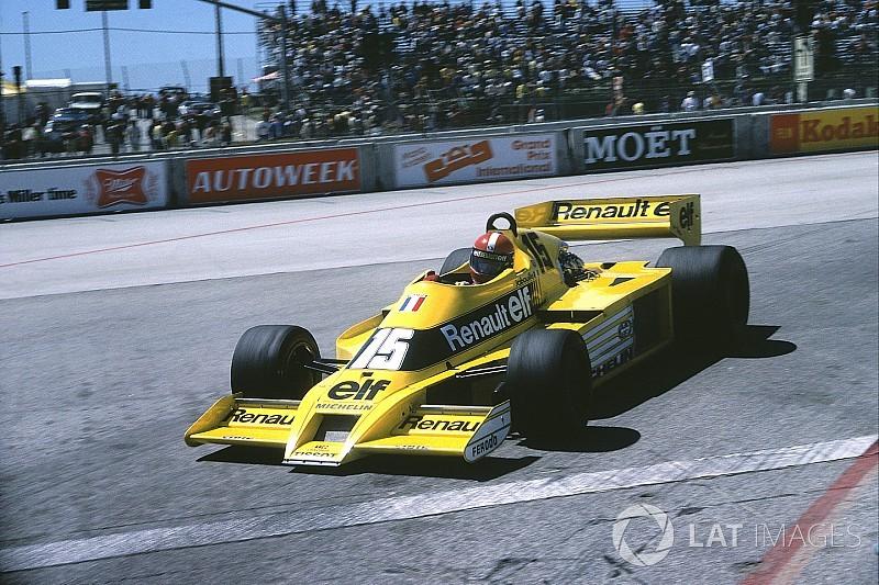 A Renault F1-es versenygépei 1977-től napjainkig, az R.S.20-ig