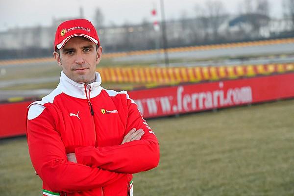 Pier Guidi e la Ferrari di AF Corse conquistano la pole a Monza