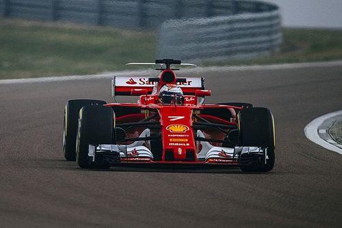 Video: Kimi Räikkönen beim Shakedown des Ferrari SF70H in Fiorano