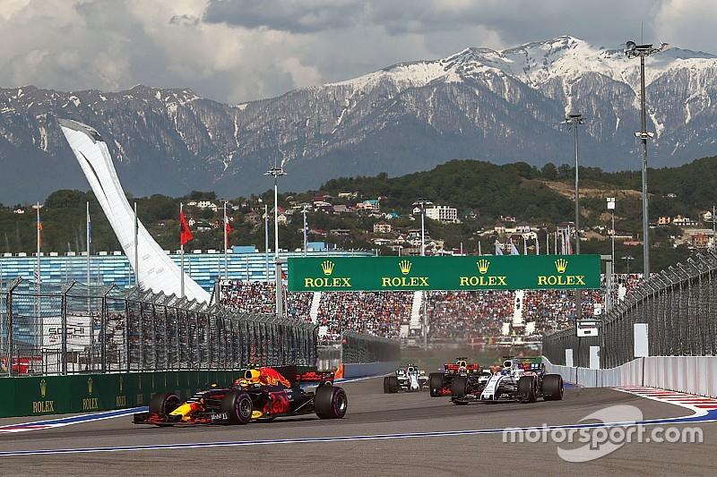 【動画】F1ロシアGPの舞台、ソチ・オートドロームをオンボード映像で紹介