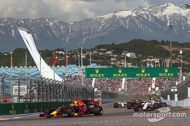 Preview GP Rusland: Ferrari met het mes op de keel in de achtervolging