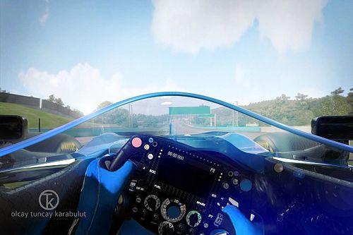 """GALERÍA: concepto del """"Escudo"""" en los coches de F1"""