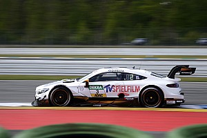 DTM Репортаж з практики DTM у Хоккенхаймі: Mercedes виграє перше тренування