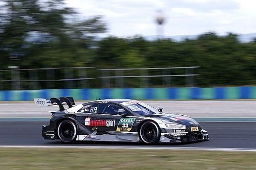 DTM, Hungaroring: René Rast első futamgyőzelmét szerezte a második versenyen