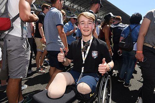 Webber és a lábait elvesztő Billy Le Mans-ban: pár év múlva rajthoz is állna?!