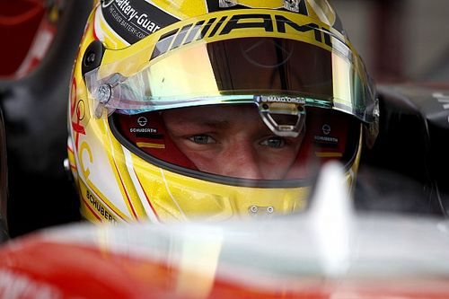 F3 Hungaroring: Gunther domineert opdrogende sessie, eerste rij voor VAR