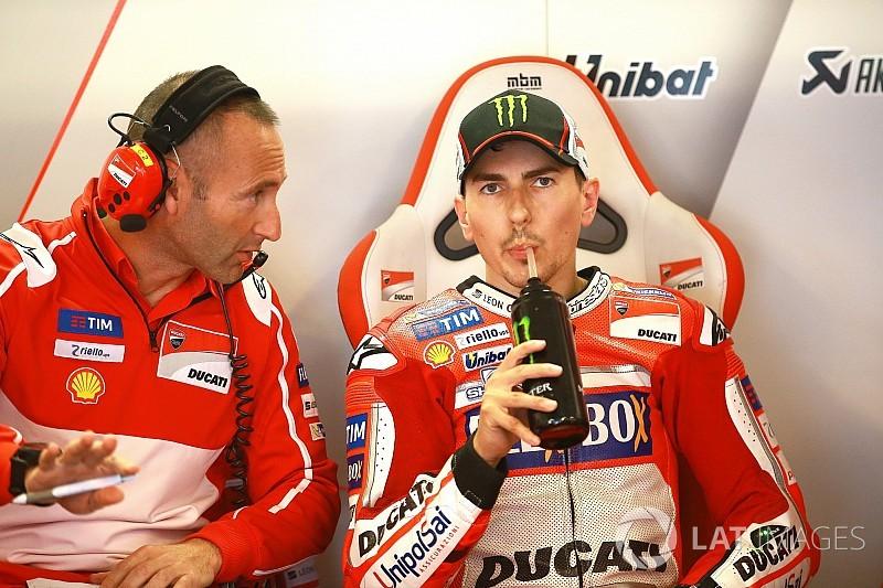 """Lorenzo: """"Se fossi entrato in Q2, credo che sarei andato meglio"""""""