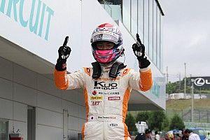 【全日本F3】第11戦も坪井翔ポール・トゥ・ウィン。鈴鹿2戦勝を達成