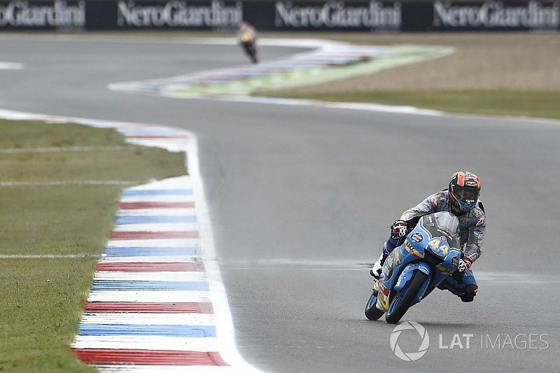 Assen Moto3: Canet makes last-corner move to win thrilling race