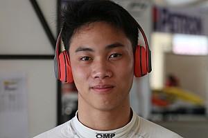 Formula Renault Breaking news Presley Martono tidak sabar menjajal trek Monako