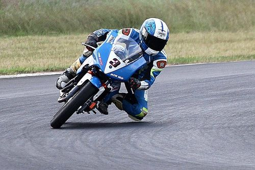 Chennai National Motorcycle: Jagan clinches sixth SuperSport 165cc title