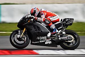 MotoGP Testing report Stoner tops opening day of Sepang MotoGP test