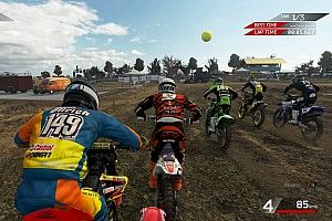 VIDEO: Kompilasi Kecelakaan MXGP di MXGP2